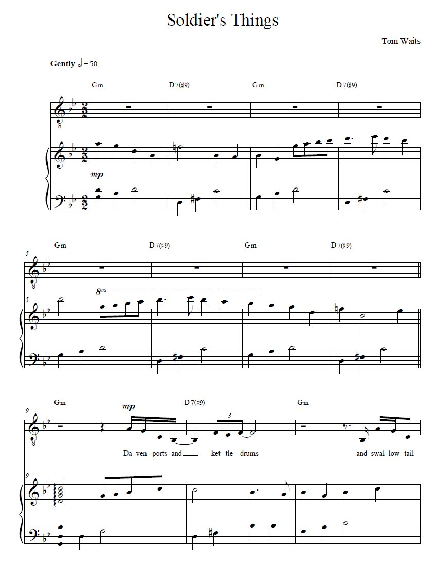 Music transcription service by john zechiel i will transcribe piano hexwebz Images
